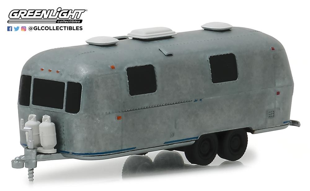 Airstream Land Yatch Safari doble eje