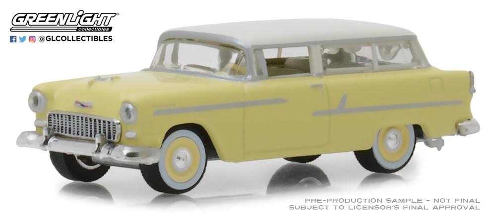 Chevrolet 210 Handyman (1955) Greenlight 29930-A 1/64