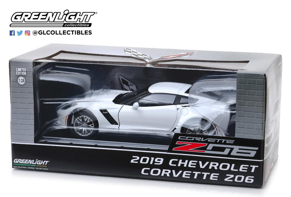 Chevrolet Corvette Z06 Coupé (2019) Greenlight 18250 1/24
