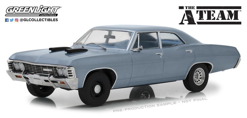 Chevrolet Impala Sedán