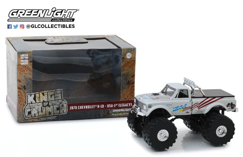 Chevrolet K-10 Monster Truck