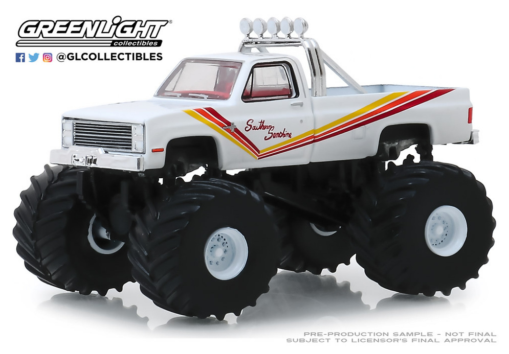 Chevrolet K20 Silverado - Monster Truck (1981)