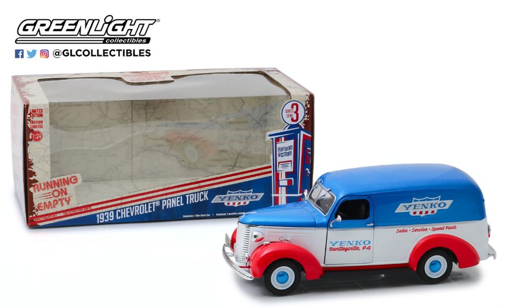 Chevrolet Panel Truck -