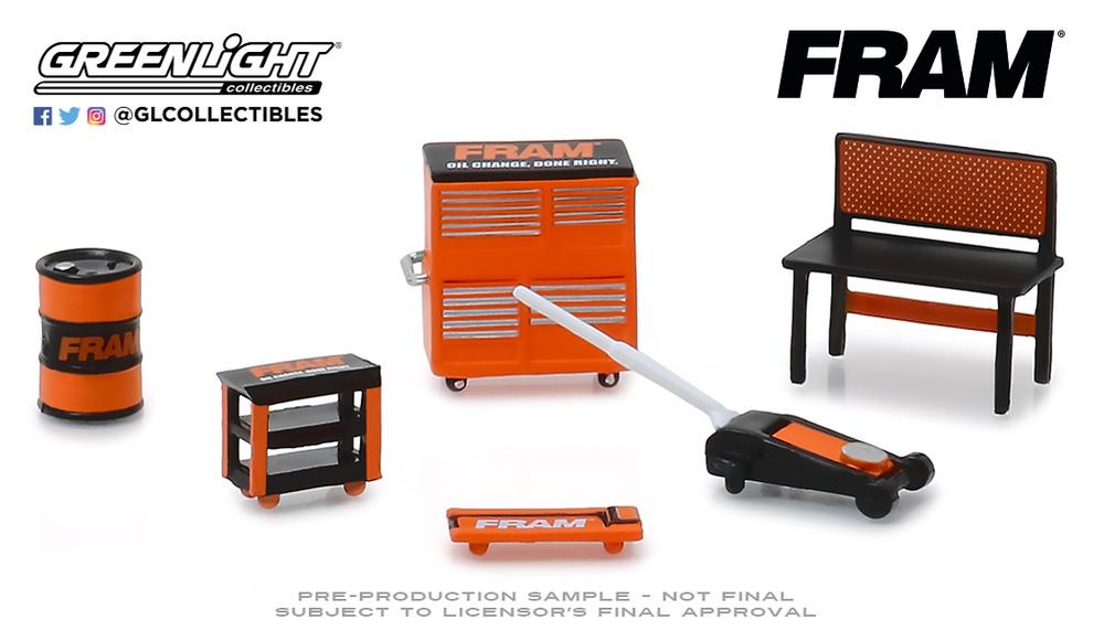 Conjunto de herramientas GL Muscle de