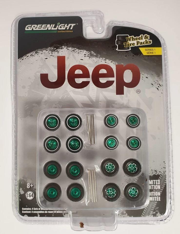 Conjunto de ruedas y neumáticos