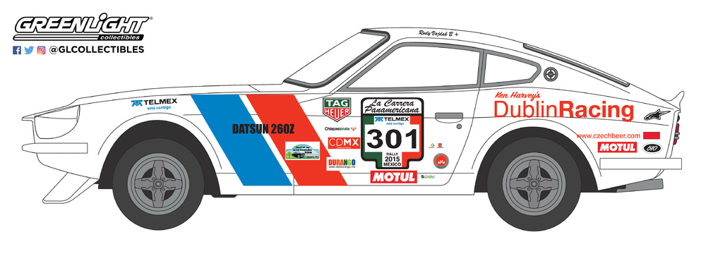 Datsun 240Z nº 301