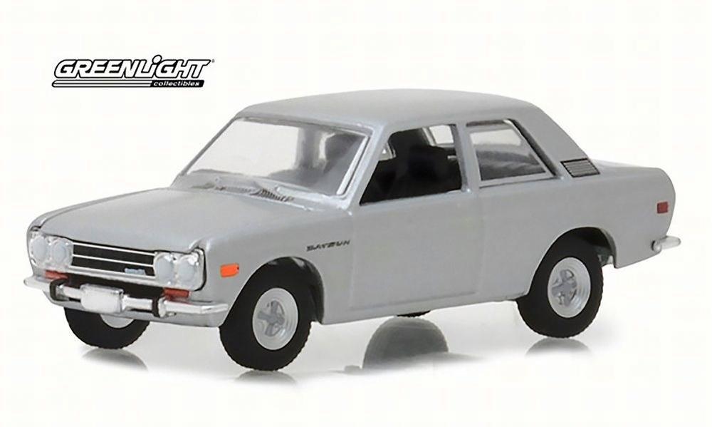 Datsun 510 - Serie Tokio Torque 2 (1970) Greenlight 1/64