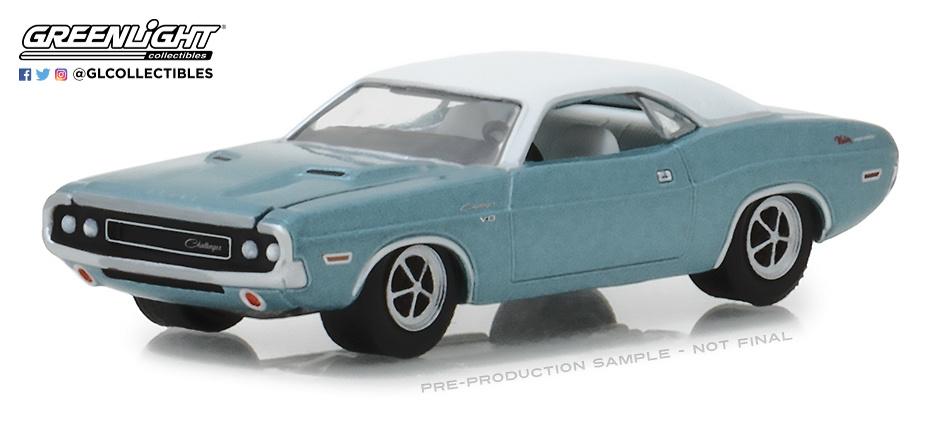 Dodge Challenger Western Sport Special (1970) Greenlight 29986 1/64
