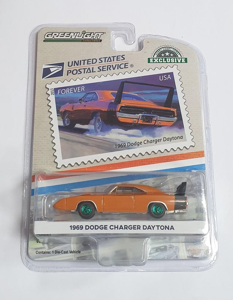 Dodge Charger Daytona - USPS