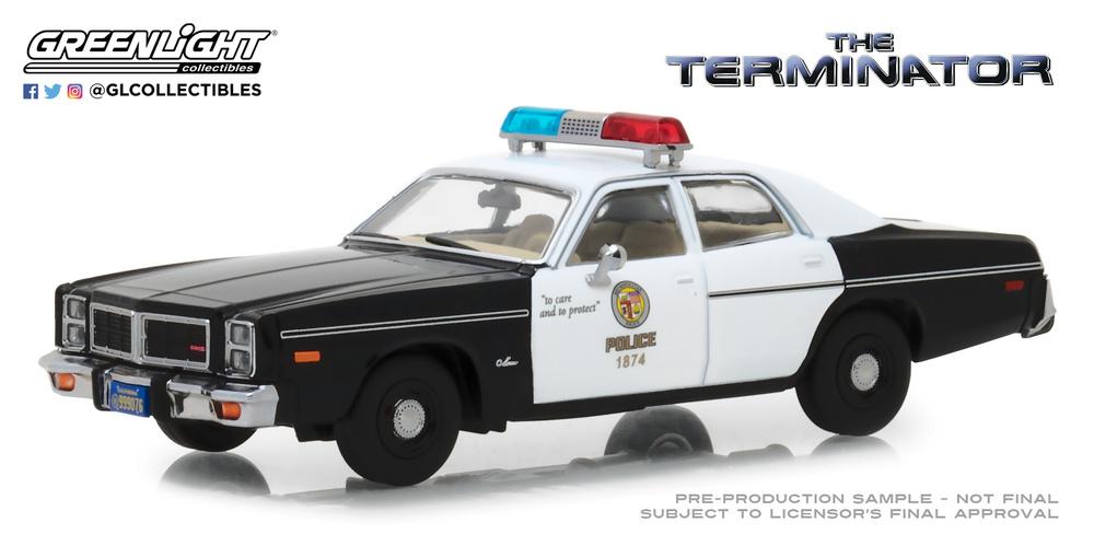 Dodge Mónaco Policia Metropolitana