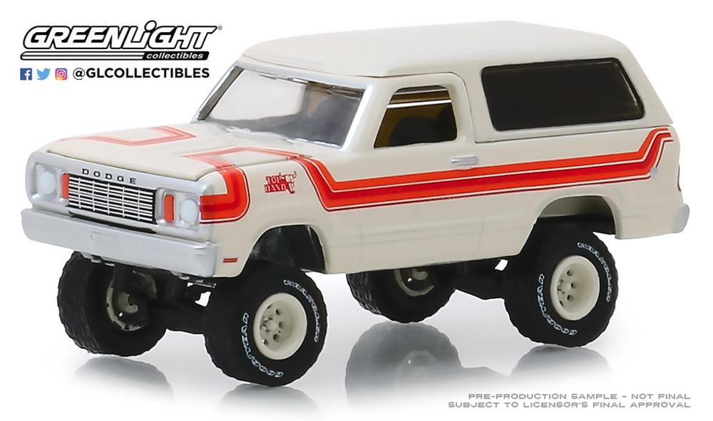 Dodge Ramcharger (1978) Greenlight 1/64