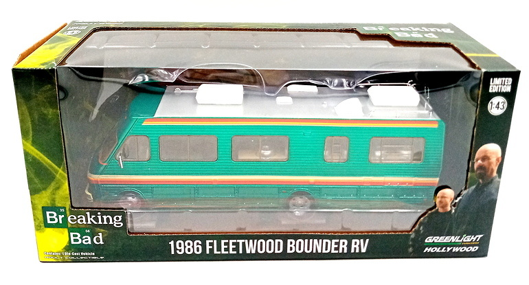 Fleetwood Bounder RV (1986)