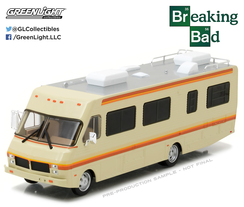 Fleetwood Bounder RV (1986) Serie TV (2008-13)