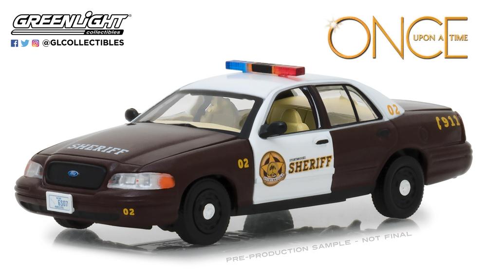 Ford Crown Victoria Policia