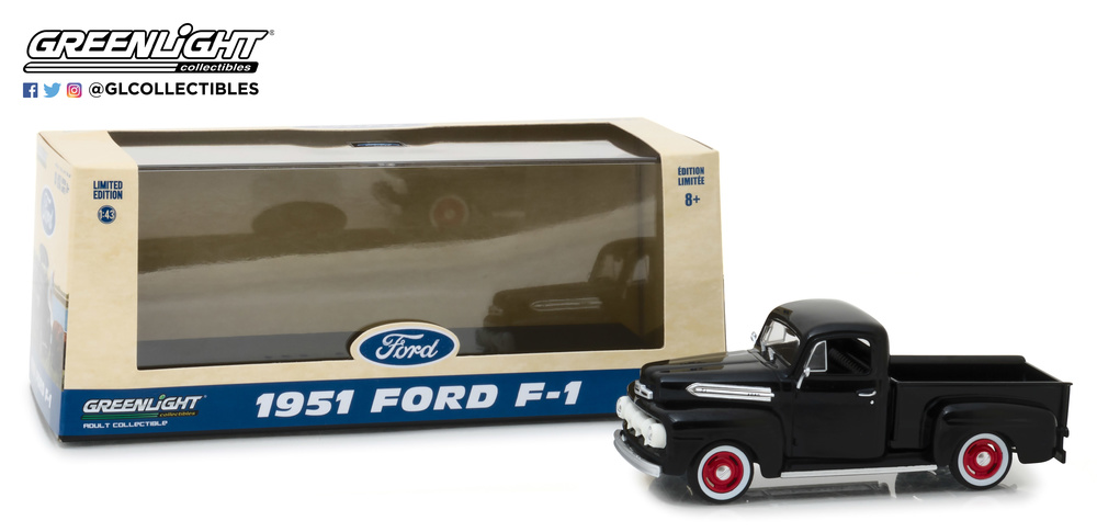 Ford F1 (1951) Greenlight 86315 1/43