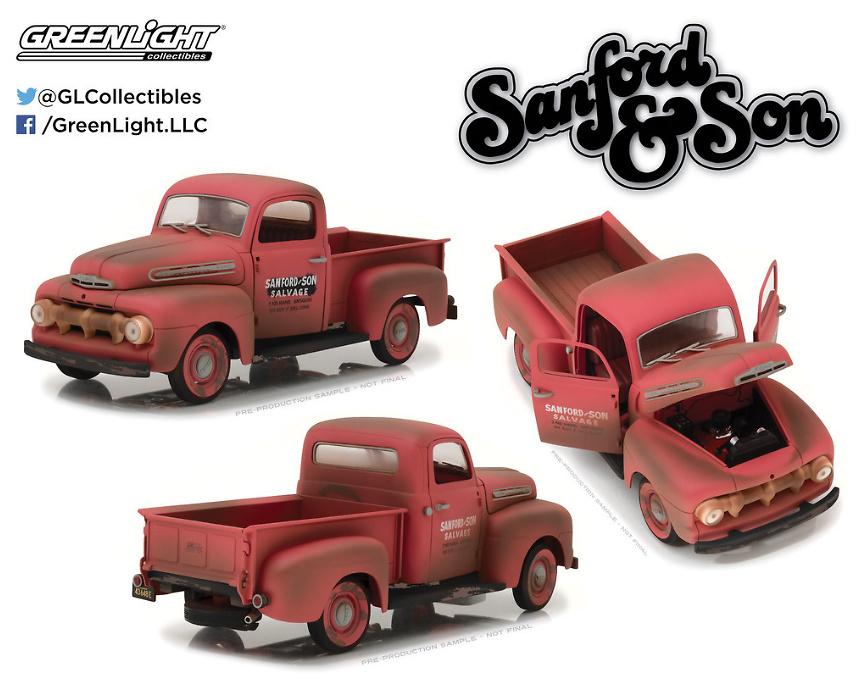 Ford F-1 truck