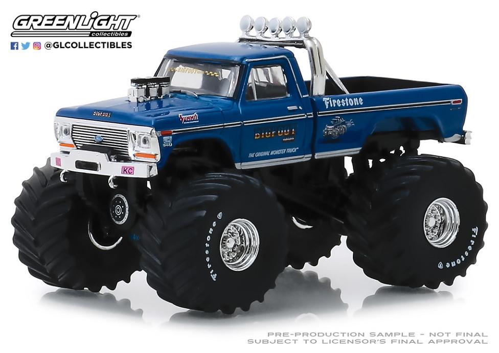 Ford F-250 Monster Truck (1974) 66