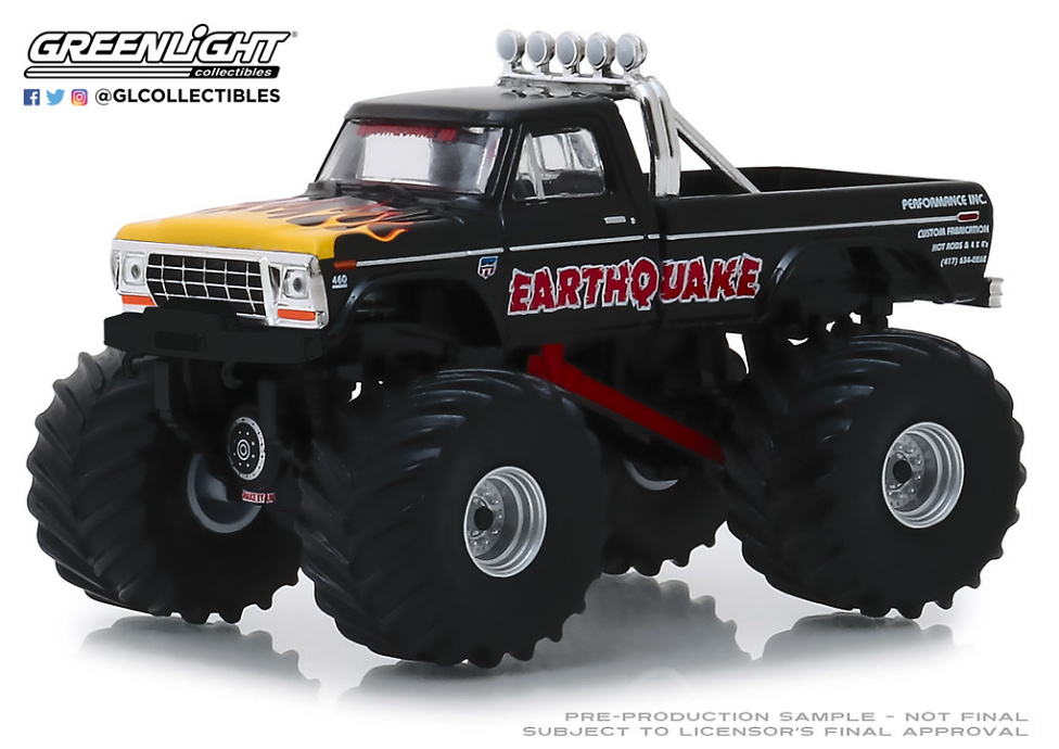 Ford F-250 Monster Truck