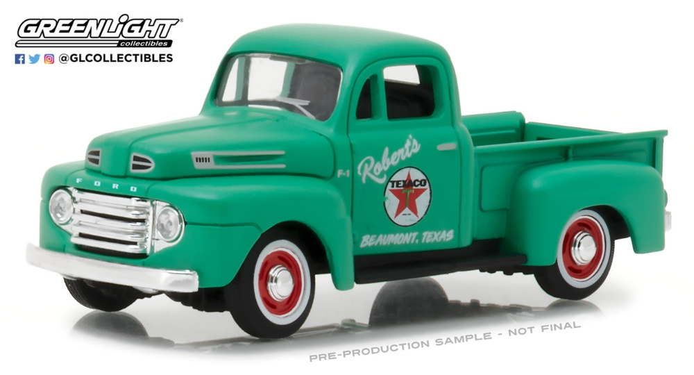 Ford F1 Pickup Texaco