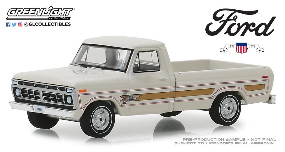 Ford F100 Bicentenario (1976) Greenlight 29965 1/64