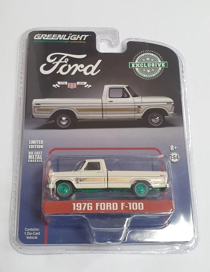 Ford F100 Bicentenario (1976) Greenmachine 1/64