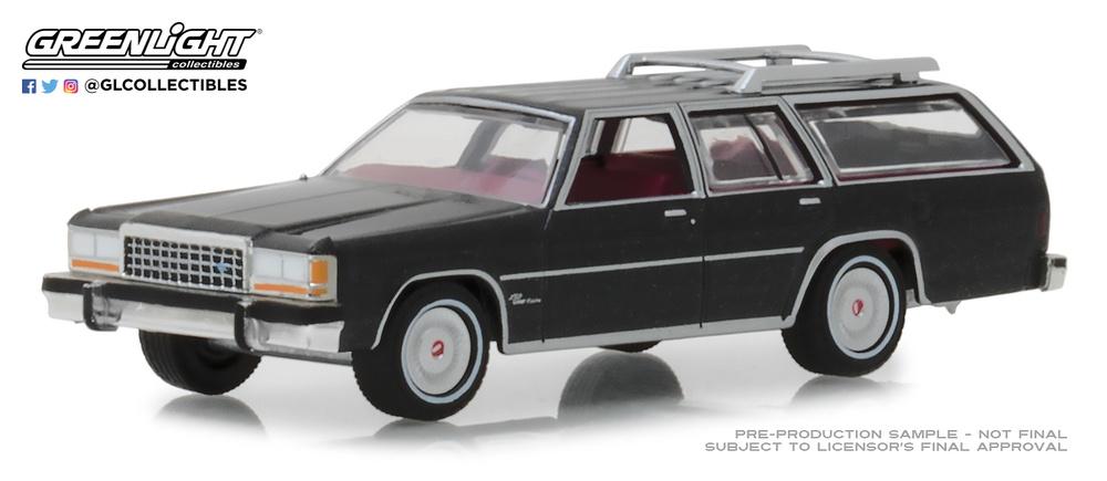 Ford LTD Crown Victoria (1986) Greenlight 29930-E 1/64