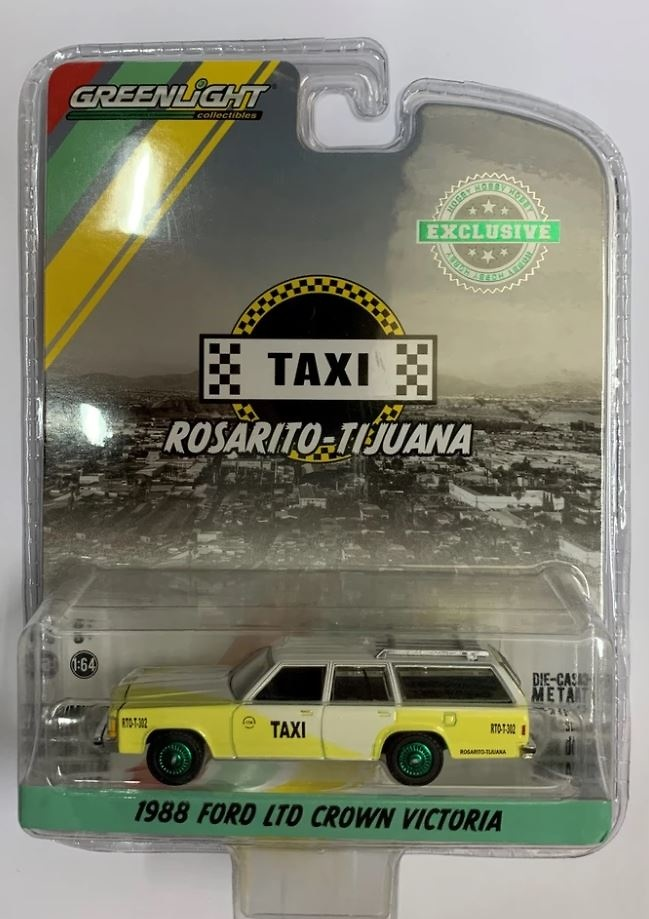 Ford LTD Crown Victoria Taxi