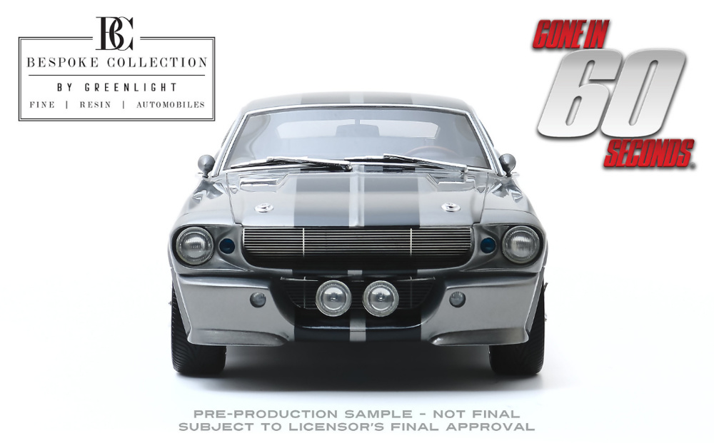 Ford Mustang Eleanor 1967 -
