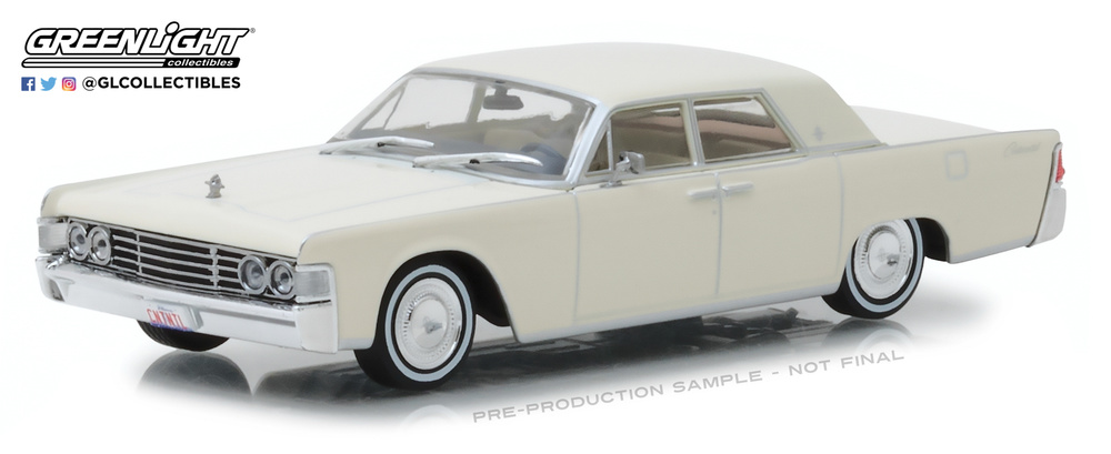 Lincoln Continental (1965) Greenlight 86328 1/43