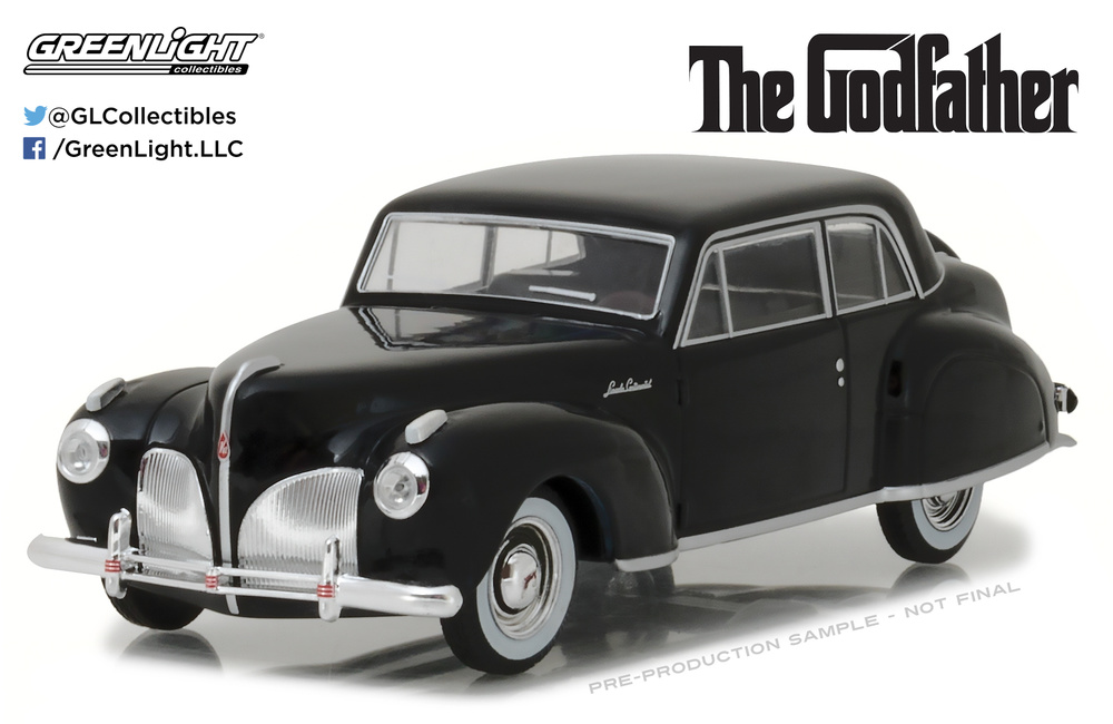 Lincoln Continental (1941) Greenlight 86507 1/43