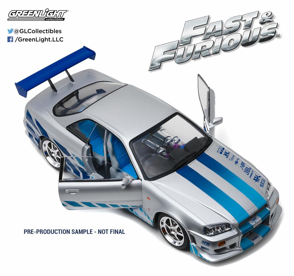 Nissan Skyline GT-R -R34-