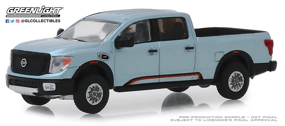 Nissan Titan XD Pro-4X
