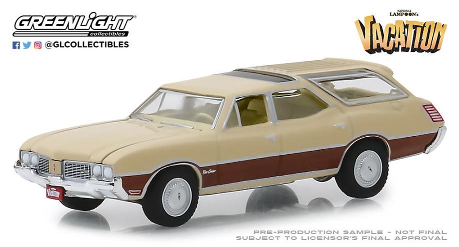 Oldsmobile Vista Cruiser (1970)
