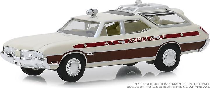 Oldsmobile Vista Cruiser Texas