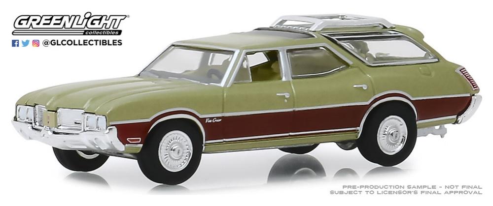 Oldsmobile Vista Cruiser -