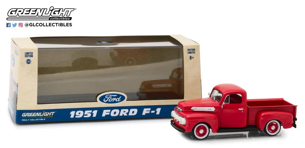 Ford F1 (1951) Greenlight 86316 1/43