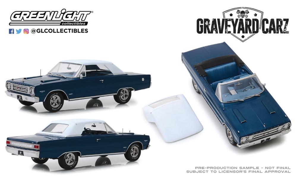 Plymouth Belverede GTX