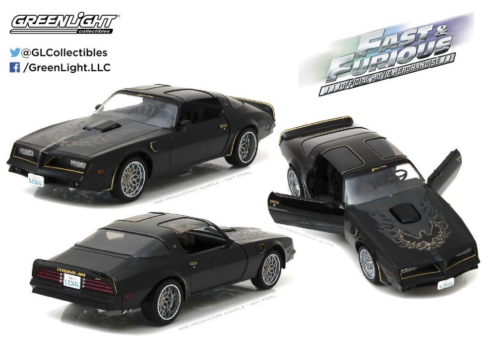 Pontiac Firebird Trans Am Tego's