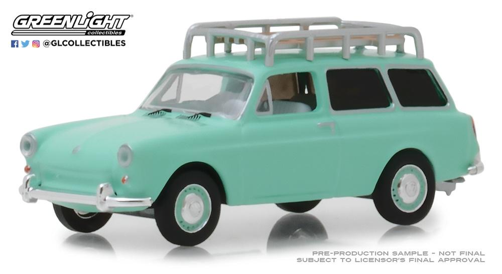 Volkswagen Tipo 3 Squarebck (1965) Greenlight 29930-C 1/64