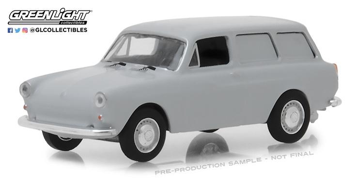 Volkswagen Type 3 Furgoneta (1965) Greenlight 29910-C 1/64