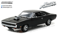 1:18 Artisan Collection - Fast & Furious - The Fast and the Furious (2001) - 1970 Dodge Charger