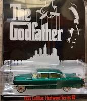 "Cadillac Fleetwood Serie 60 (1955)  ""El Padrino '72"" Greenlight 1/64"