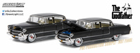 "Cadillac Fleetwood Serie 60 (1955)  ""The Godfather '72"" Greenlight 1:64"