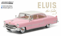 "Cadillac Fleetwood Serie 60 ""Elvis Presley"" (1955) Greenlight 1/43"