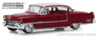 "Cadillac Fleetwood Series 60  ""Motor Medic"" (1955) Greenlight 1/64"
