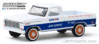 """Camionata Ford F-100 - """"Union 76 Service"""" (1968) Greenlight 1/64"""