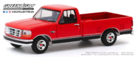 Camioneta Ford F-150 - 75th (1992) - Anniversary Collection Serie 10 Greenlight 1/64