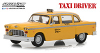 """Checker Taxicab """"Taxi Driver - Travis Bickle's"""" (1975) Greenlight 1:43"""