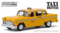 Checker Taxicab - Travis Bickle's (Taxi Driver) 1976 Greenlight 1/64