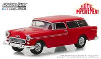 """Chevrolet Bel Air Nomad """"Un Chapuzas en casa"""" (1991-99) Greenlight 1/64"""